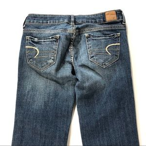 American Eagle Outfitters Jeans - American Eagle Low Rise Stretch Skinny Jeans